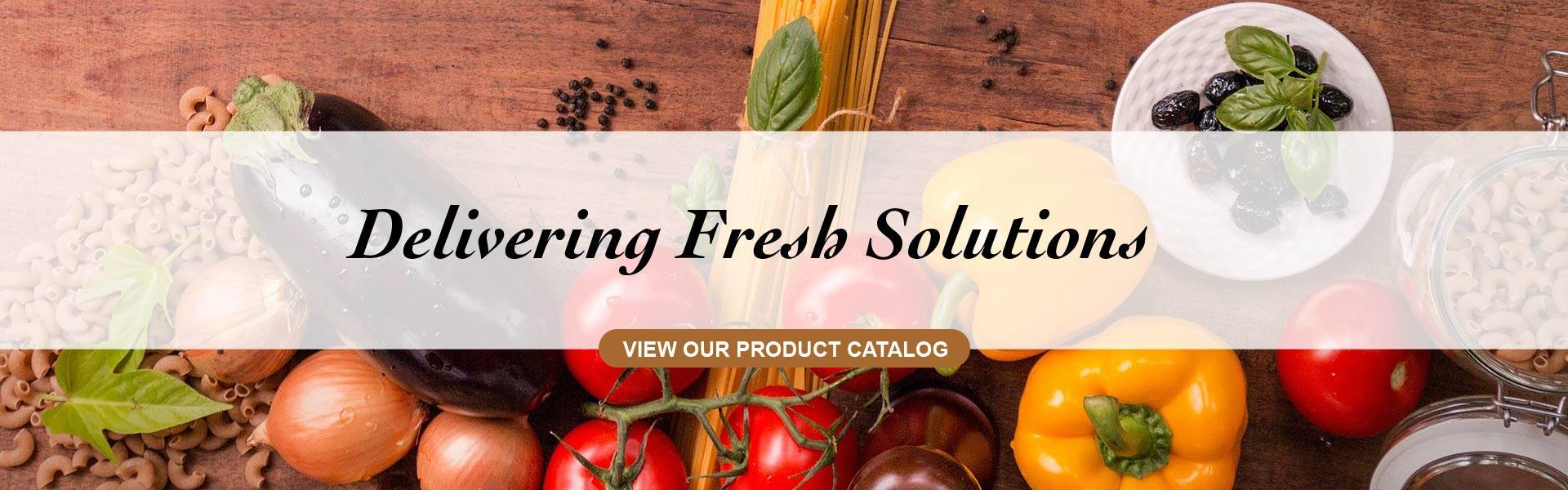 Cotati Food Service - Delivering Fresh Solutions